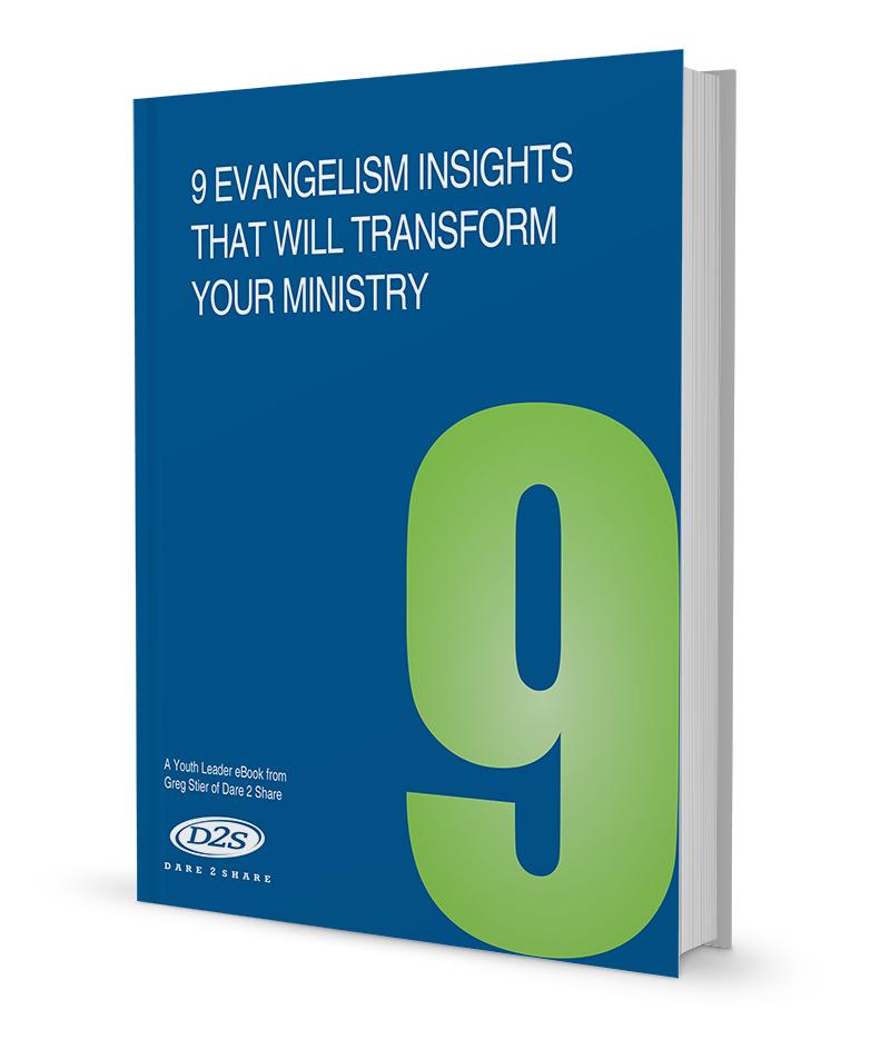 Free Youth Leader Evangelism Resource