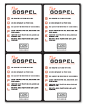 Download GOSPEL cards