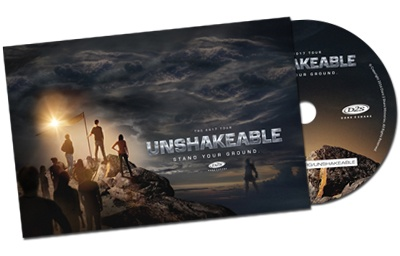 Get a free Unshakeable Promo DVD