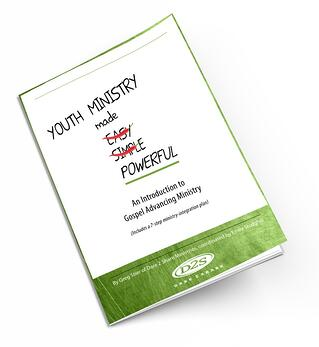 Youth Ministry Made Simple Easy Powerful