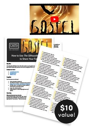 Get the Silhouette GOSPEL curriculum